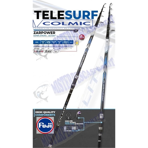Canna Colmic Zaprower m 4,2 surf casting 150g