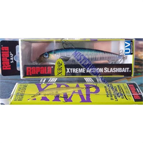 Rapala X RAP SXR 10 color WHU wahoo UV-