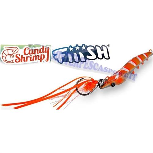fiiish-candy shrimp-orange-fight90g