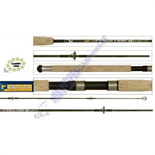 canna da spinning prestige 210 leder pesca 30-60gr.