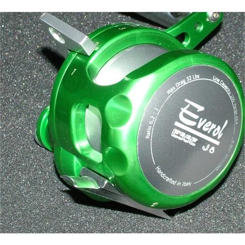 mulinello rotante everol esse J5 e J8 slow pitch jigging---
