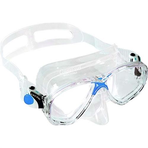Maschera Cressi sub Marea silicone trasparente DN281020