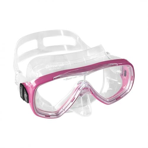 maschera cressi sub mod. onda-adulto colore pink