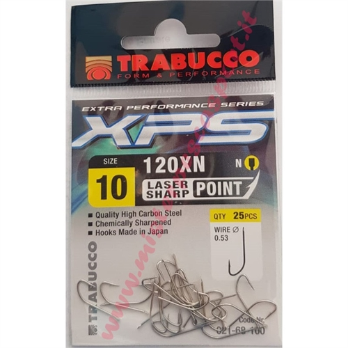Ami Trabucco XPS  120XN Laser Sharp Point Bs 25 Pz.-1