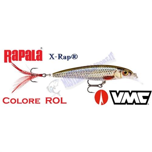 Artificiale RAPALA XRAP  XR 6-8-10 ROL-