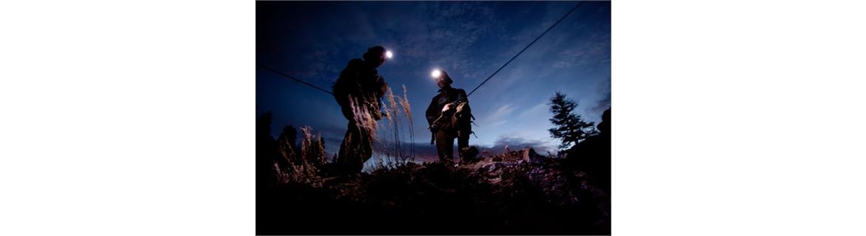 <STRONG><FONT size=4>Lampada frontale o torcia potente&nbsp;per la pesca nottura da riva, barca, lampada da Testa per Running, Camping, Bici, Auto, Moto, Sport. Migliori marchi : Petzl, Led lencer, X-Balog.</FONT></STRONG>