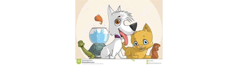 Accessori e Prodotti per Animali e Pesci