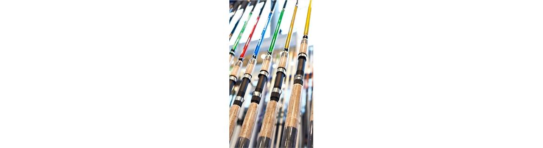 La canna da pesca è l'attrezzo centrale per la pratica della pesca, di qualunque tipo essa sia. In base all'attività svolta, è richiesta una canna particolare, dalle specifiche caratteristiche tecniche e di resistenza. Proprio per questo, prima di effett
